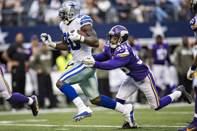 Vikings vs. Cowboys: Full Roster Report Card Grades for Minnesota