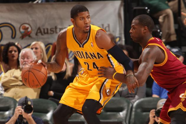 Cleveland Cavaliers vs. Indiana Pacers: Postgame Grades and Analysis