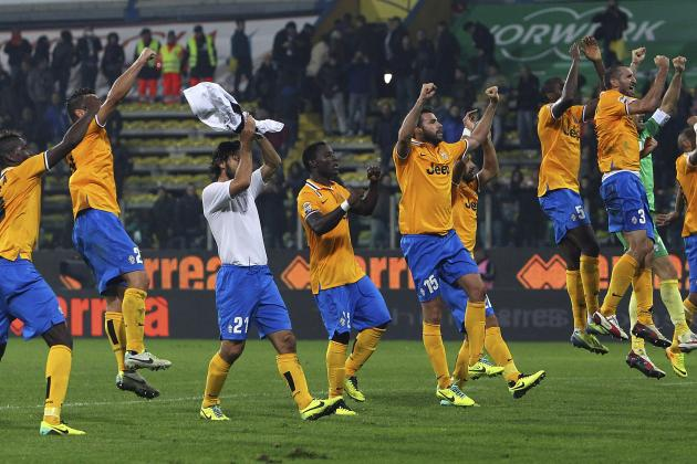 Parma 0-1 Juventus: 6 Things We Learned