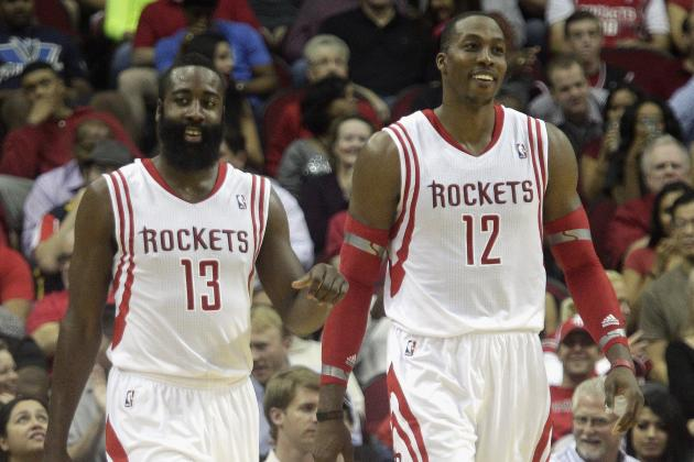 Houston Rockets vs. Utah Jazz: Grading Houston's Performance