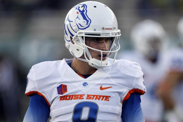 Boise State vs. Colorado State: 10 Things We Learned in Broncos' Win