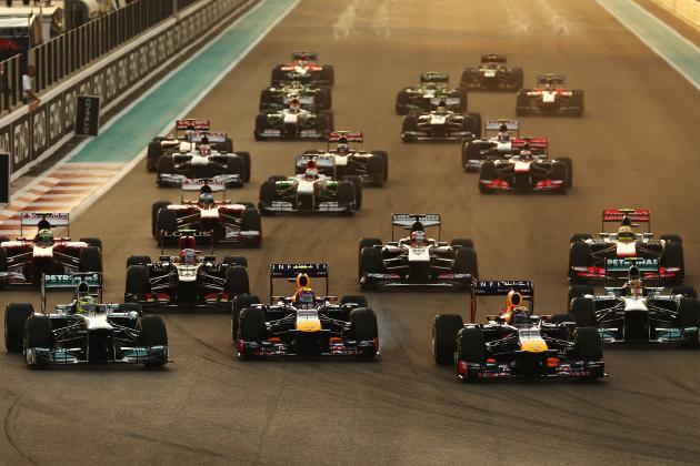 Abu Dhabi F1 Grand Prix 2013 Results: Reaction, Standings, Post-Race Review