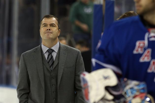 Grading Alain Vigneault's Performance with New York Rangers in 2013-14