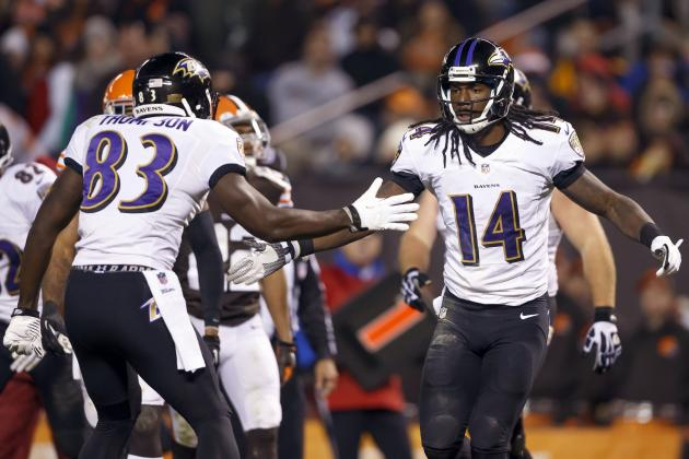 Ravens vs. Browns: Full Roster Report Card Grades for Baltimore