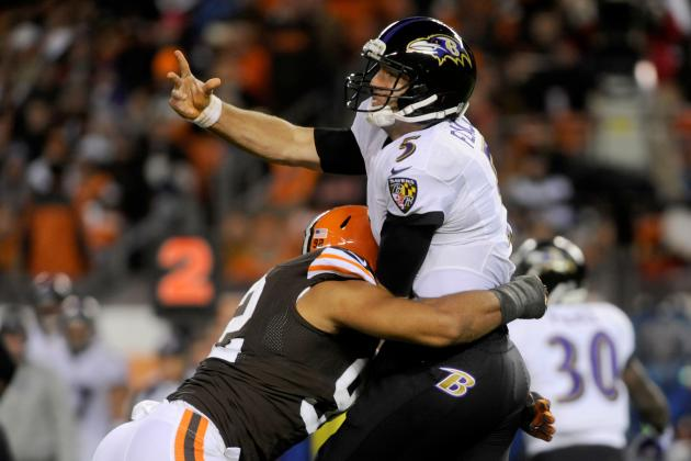 Ravens vs. Browns: Takeaways from Baltimore's 24-18 Loss to Cleveland