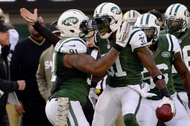 Jets vs. Saints: Takeaways from New York's 26-20 Win over New Orleans