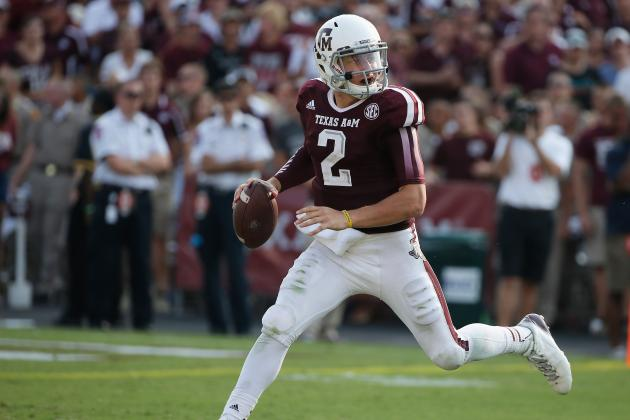 Texas A&M Football: Why the Aggies Would Beat Alabama If They Played Again