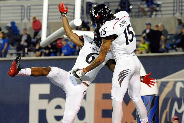 Best College Football Moments in Cincinnati History