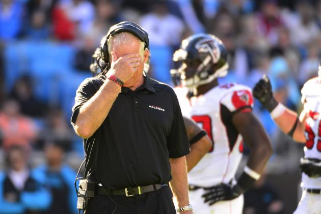 Falcons vs. Panthers: Takeaways from Atlanta's 34-10 Loss to Carolina