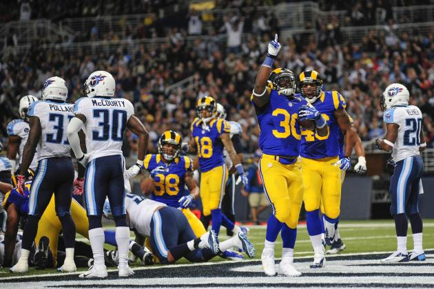 Titans vs Rams: Takeaways from St. Louis' 28-21 Loss to Tennessee