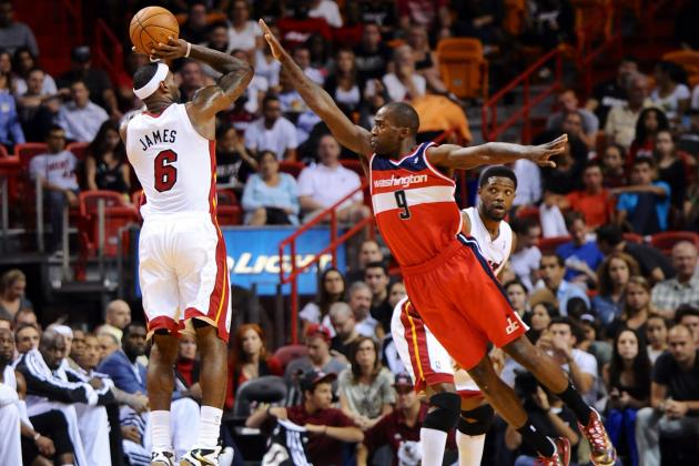 Washington Wizards vs. Miami Heat: Postgame Grades and Analysis for Miami