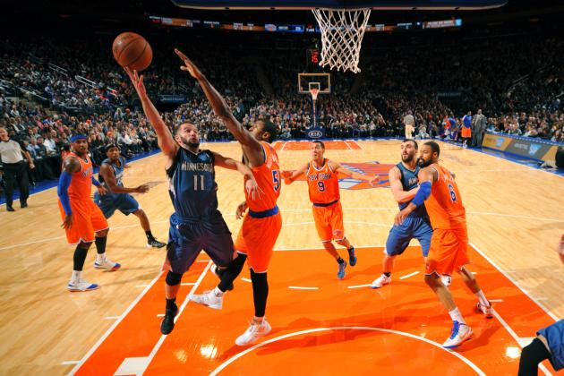 Minnesota Timberwolves vs. New York Knicks: Game Grades and Analysis for Knicks