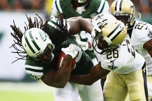 New Orleans Saints vs New York Jets: Full Roster Report Card Grades for New York