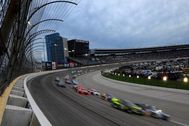 Biggest Winners and Losers from NASCAR Sprint Cup Series at Texas Motor Speedway