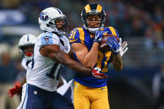 Tennessee Titans vs. Rams: Full Roster Report Card Grades for St. Louis