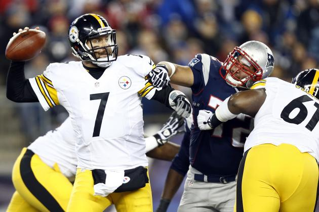 Patriots vs. Steelers: Takeaways from Pittsburgh's 55-31 Loss to New England