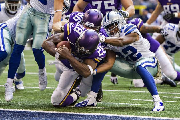 Vikings vs. Cowboys: Full Report Card Grades for Dallas
