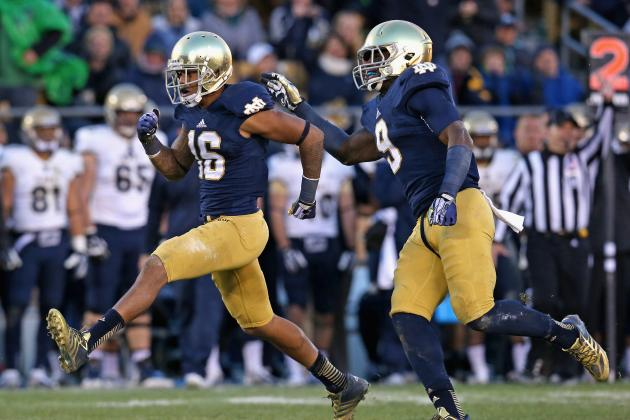 Notre Dame Football: Irish's Most Likely Bowl Opponents
