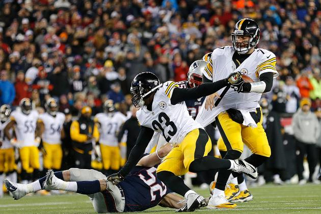 Steelers vs. Patriots: Full Roster Report Grades for Pittsburgh