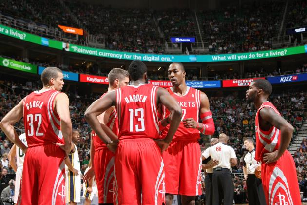 Initial Report Card Grades for Every Houston Rockets Player