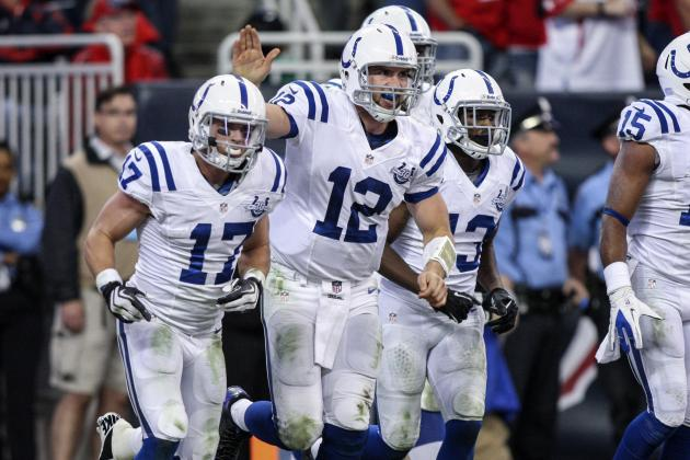 Colts vs. Texans: Full Roster Report Card Grades for Indianapolis