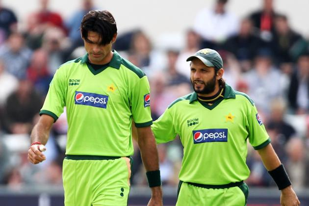 The XI: Picking a Team of Cricket's Tallest Players