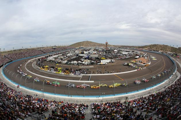 Fantasy NASCAR Picks for Sprint Cup Series at Phoenix