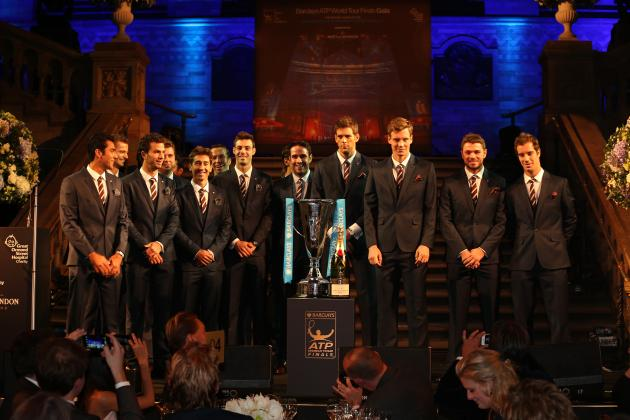 Biggest Takeaways from the 2013 ATP World Tour Awards