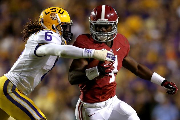 LSU Tigers vs. Alabama Crimson Tide Complete Game Preview