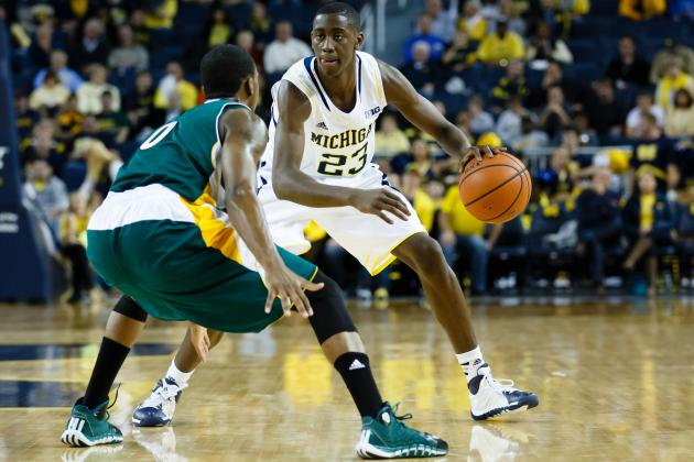 Michigan Basketball: Top 5 Storylines for Wolverines' 2013-14 Season