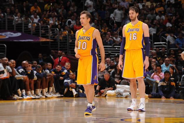 Steve Nash, Rudy Gay and Other NBA Stars Who Need a Trade in 2013-14