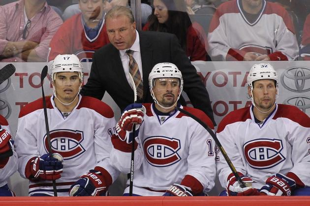 Grading Michel Therrien's Performance with Montreal Canadiens in 2013-14