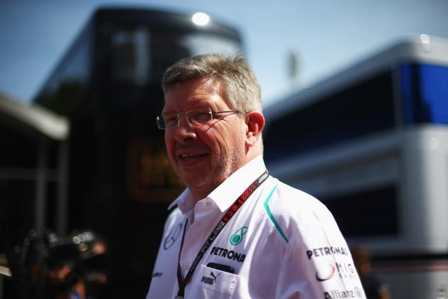 Analysing Ross Brawn's Importance to Mercedes' Formula 1 Future