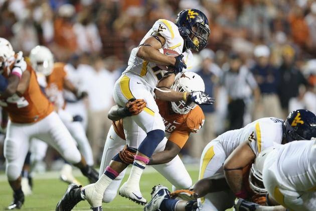 Texas Longhorns vs. West Virginia Mountaineers: Complete Game Preview