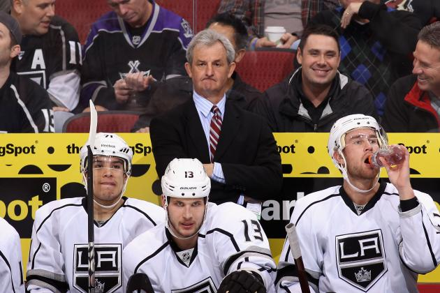 Grading Darryl Sutter's Performance with Los Angeles Kings in 2013-14