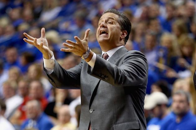 Kentucky Basketball: Predicting 2014-15 Rotation After Trey Lyles Commitment