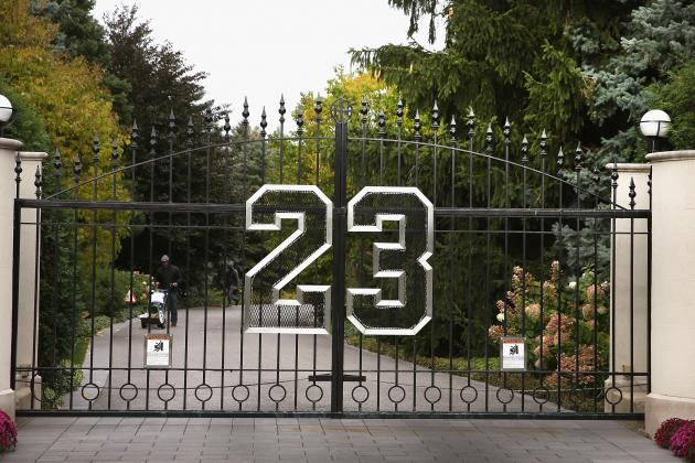 Take a Tour of Michael Jordan's Chicagoland Home