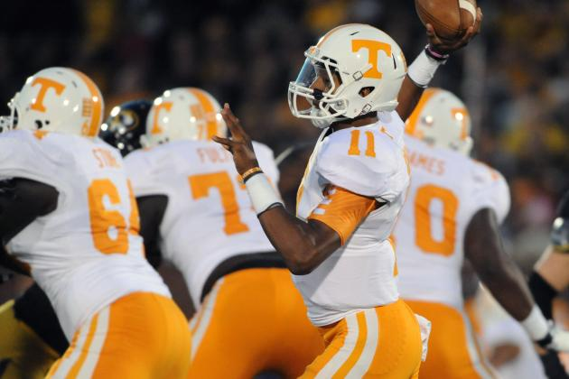 Tennessee Volunteers vs. Auburn Tigers Complete Game Preview