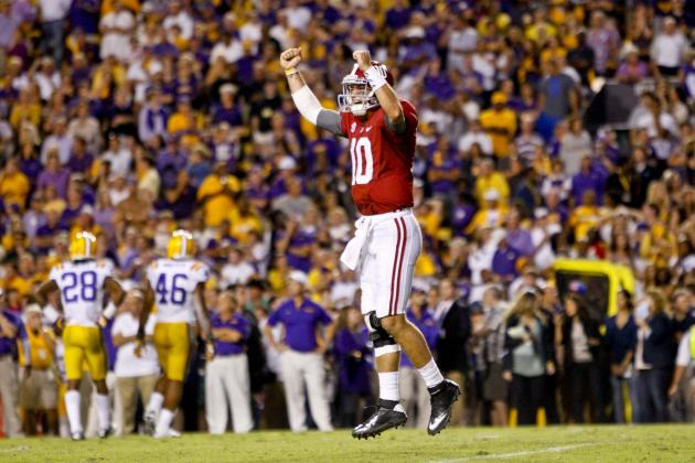 College Football Rankings 2013: Projecting Week 12's Top 25 Teams