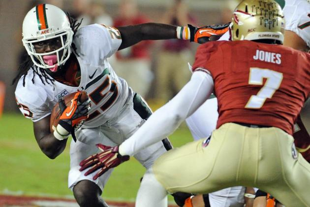 Miami Hurricanes vs. Virginia Tech Hokies Complete Game Preview