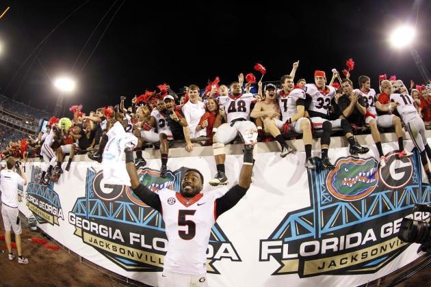 Georgia Football: Realistic Expectations for the Bulldogs in 2014