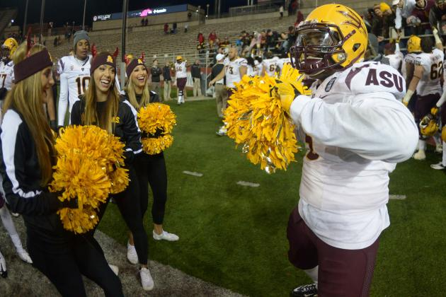 Arizona State Sun Devils vs. Utah Utes: Complete Game Preview