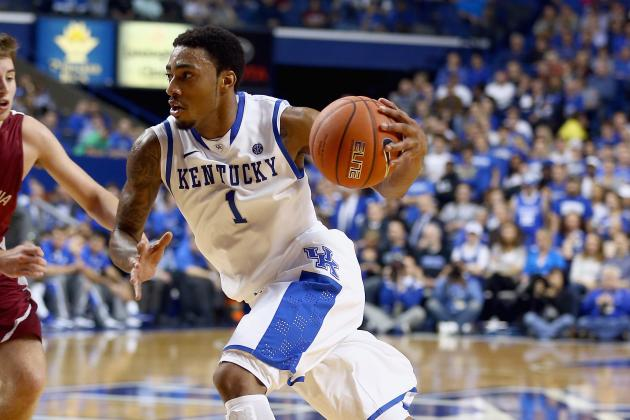 Kentucky Basketball: Top 5 Storylines for Wildcats' 2013-14 Season