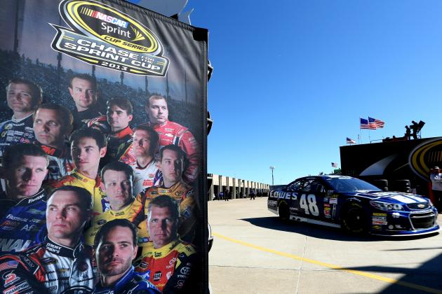 Where Each Driver Who's out of Contention Went Wrong in 2013 NASCAR Chase