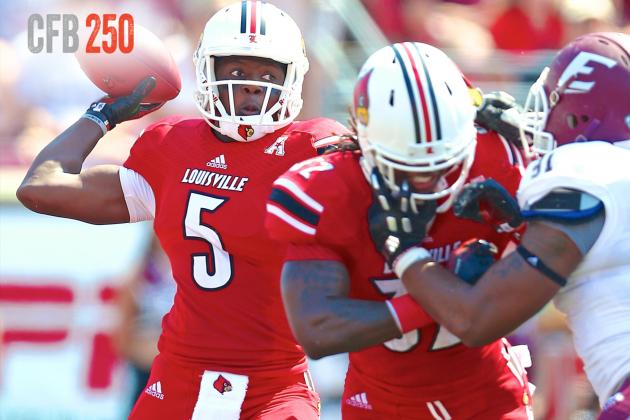 B/R CFB 250: Top 15 Pocket Quarterbacks in College Football