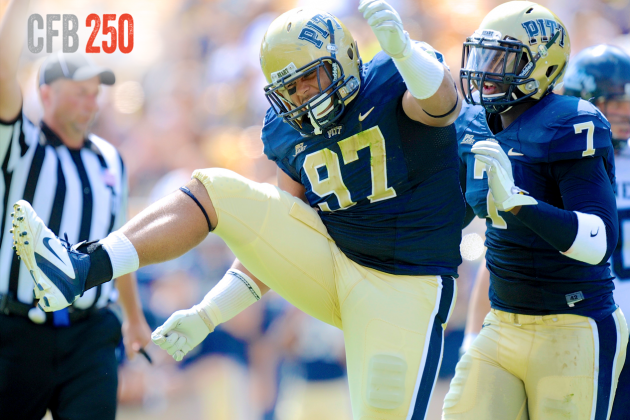 B/R CFB 250: Top 18 Interior Defensive Linemen in College Football
