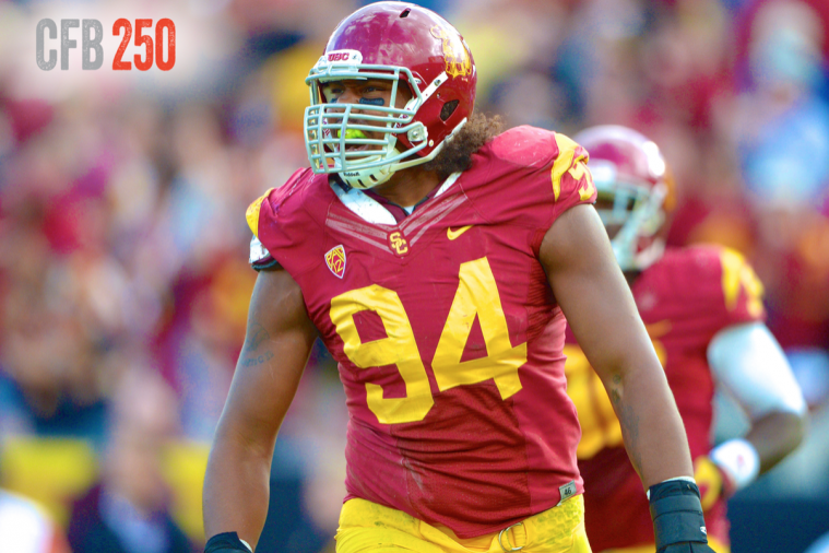 B/R CFB 250: Top 10 3-4 Defensive Ends in College Football