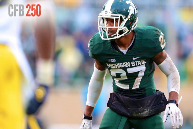 B/R CFB 250: Top 20 Safeties in College Football