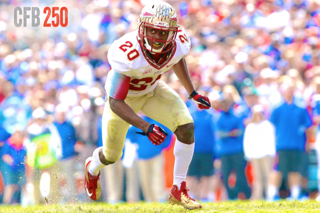 B/R CFB 250: Top 20 Cornerbacks in College Football