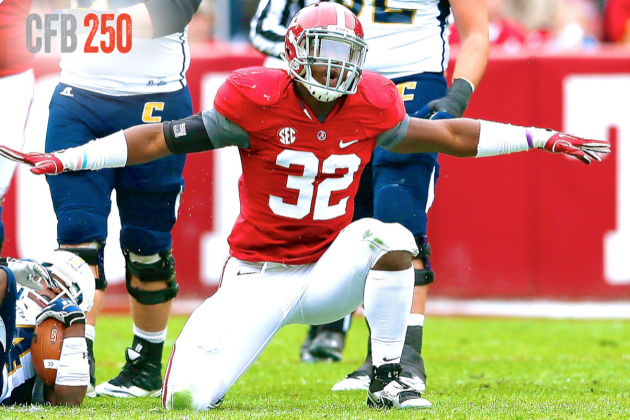 B/R CFB 250: Top 18 Inside Linebackers in College Football